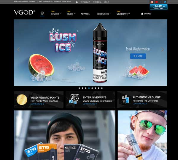 Vape Marketing Solutions - Official VGOD