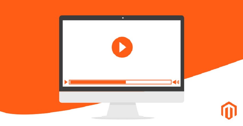 Live Streaming Magento eCommerce website