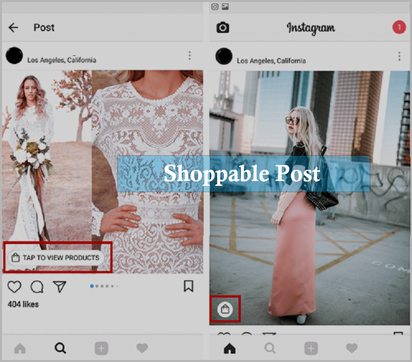 Shoppable Post 2020