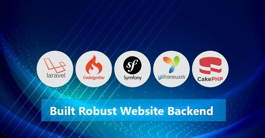 Robust Website Backend